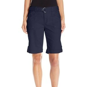 Gloria Vanderbilt Women's Sierra Shorts Blue 10